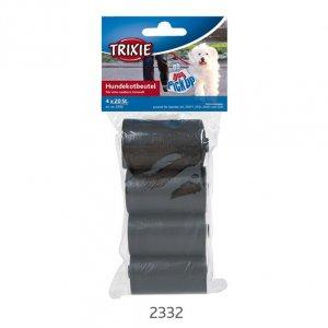 Пакеты для уборки за собаками 4 рулона по 20 штук