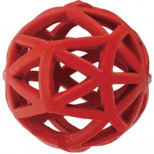 Мяч сетчатый каучуковый для собак