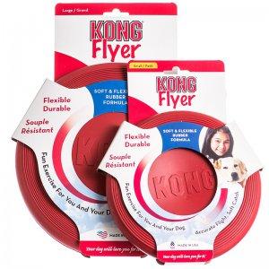 Kong Flyer летающая тарелка