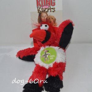 Kong Дикая птица с канатом внутри