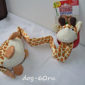 Kong Жираф с шуршащей шеей 62 сантиметра
