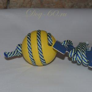 Мяч со светящейся веревкой